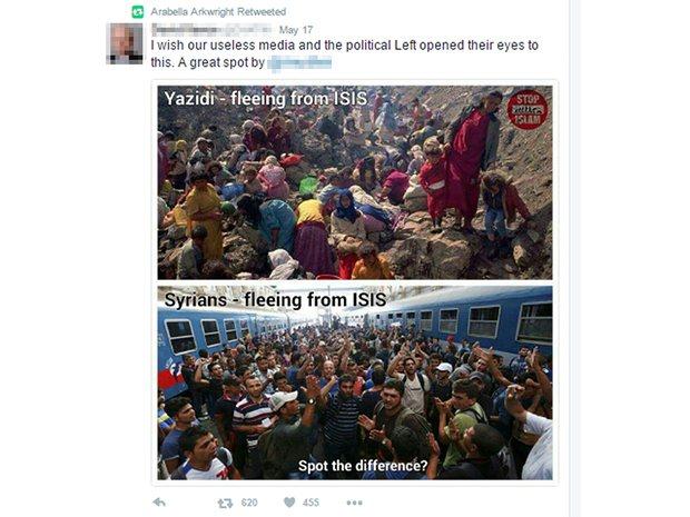 беженцы?