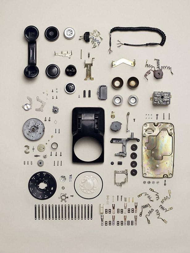 фотографии разобранных предметов - Тодд Маклелан