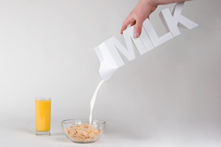 упаковка для молока