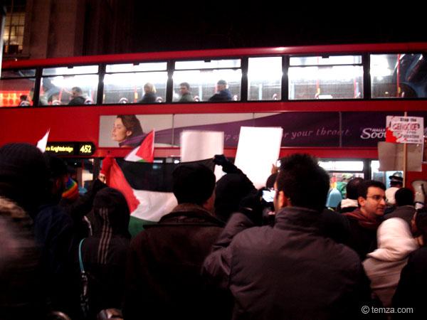 free Palestine london