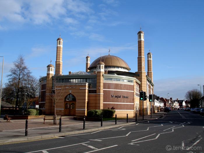 мечеть Лестера