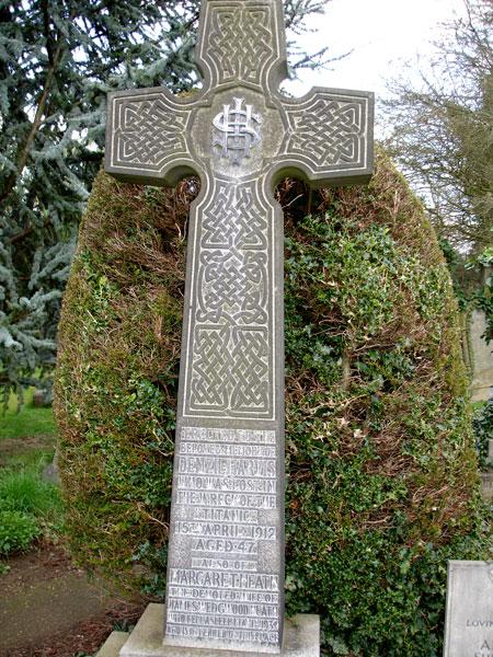 могила жертвы титаника